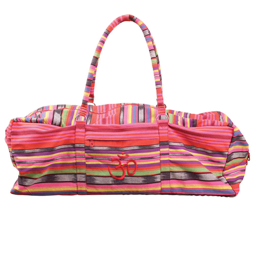 deluxe kit bag pink