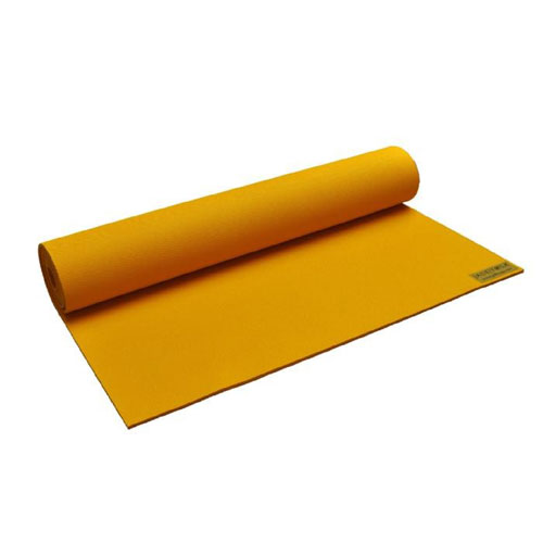 Jade Harmony Saffron Yoga Mat Yoga Equipment