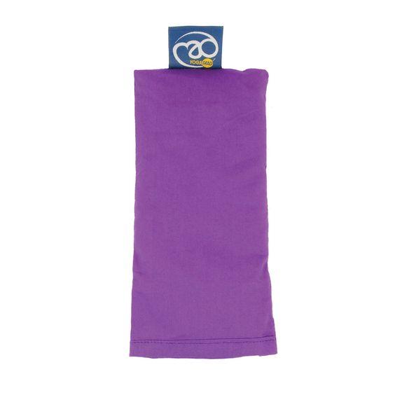 eye pillow purple