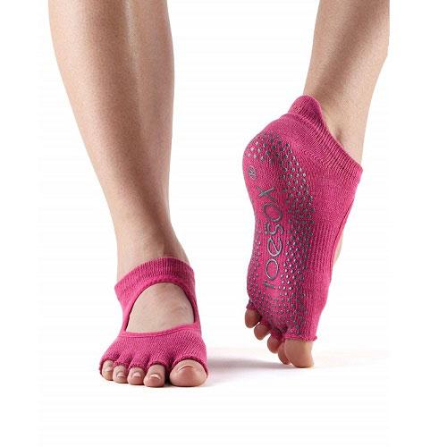 ee381943a Half Toe Bella Grip Socks - Shop for ToeSox   Simplygreen.gr