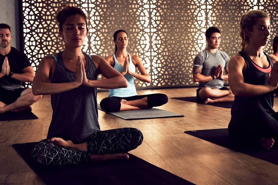 Yoga & διαλογισμός