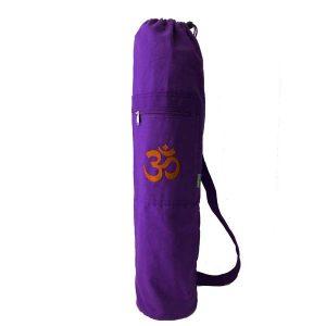 Yoga Bag PracticeOM - purple