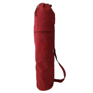Yoga Bag PracticeOM - red